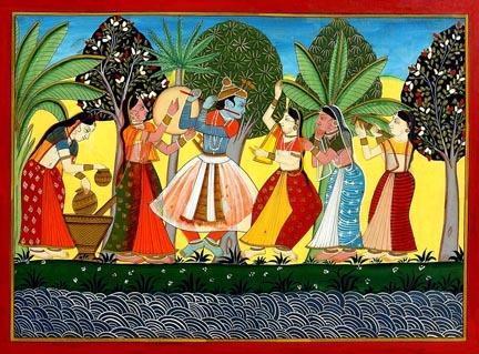 basohli-painting