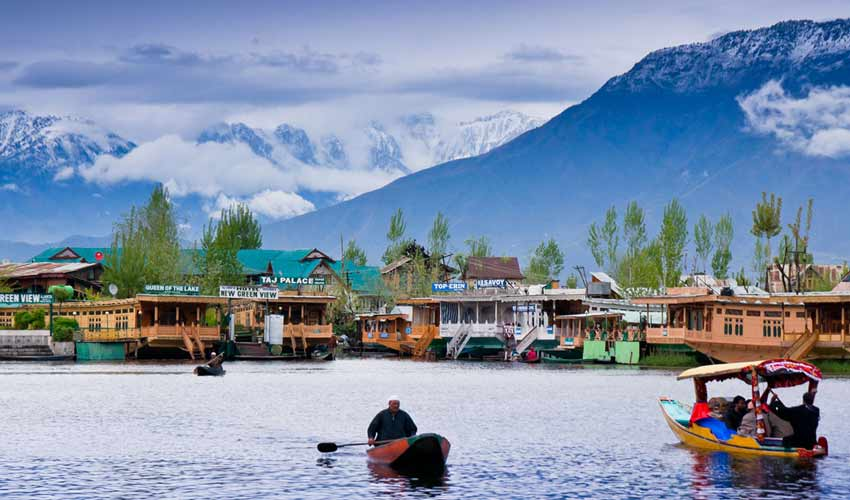 JAMMU & KASHMIR-A HEAVEN ON EARTH. Part-1