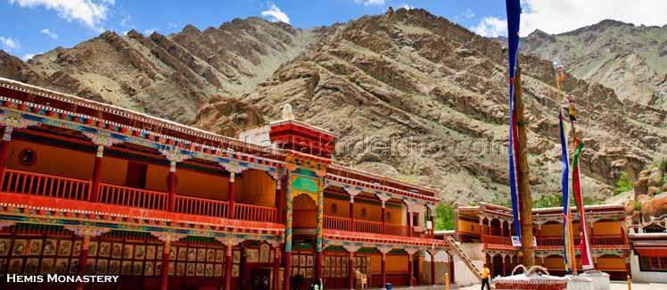 hemis-monastery